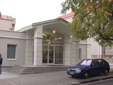Nová soudní budova v Plzni
