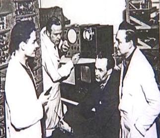 Průkopníci televize