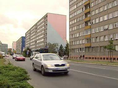 Bytové domy v Mladé Boleslavi