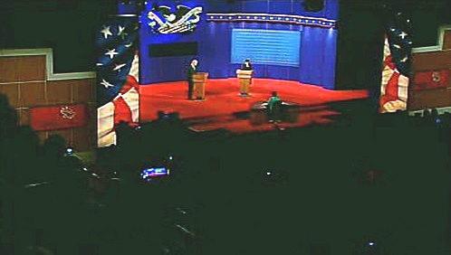 Debata Palinová-Biden