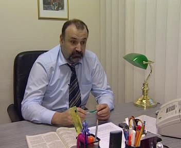 Richard Novák, advokát Škrlové