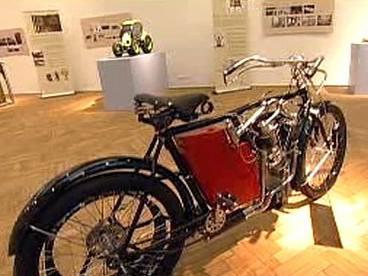 Motocykl z NTM
