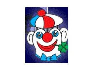 Logo festivalu Novoměstský hrnec smíchu