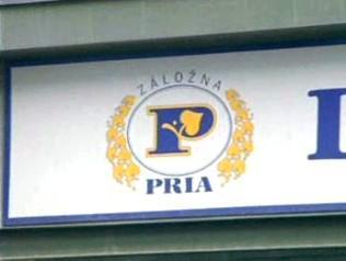 Družstevní záložna Pria