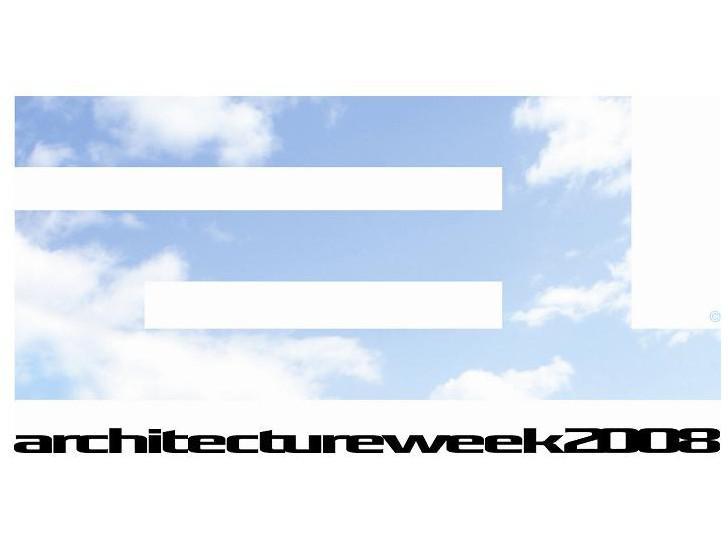 logo Architecture Week 2008