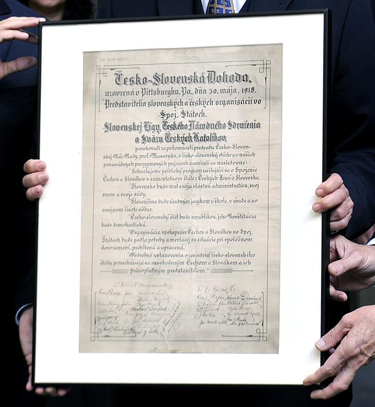 Originál pittsburské dohody