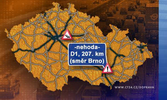 Dopravní situace v pondělí 29. 9. 2008