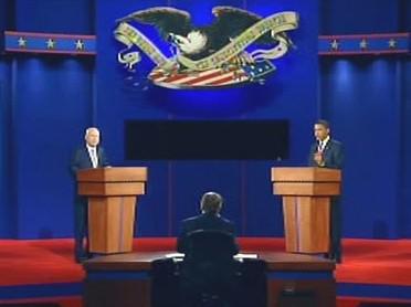 Debata prezidentských kandidátů