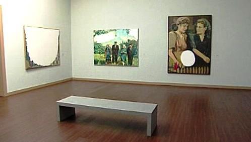 Moskevská galerie Garage
