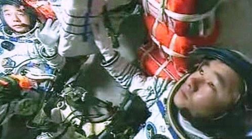Čínští kosmonauté