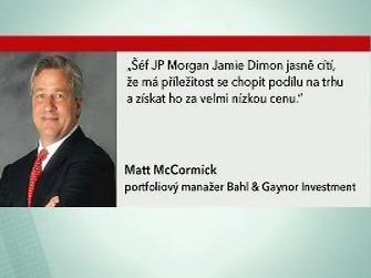 Komentář Matta McCormicka