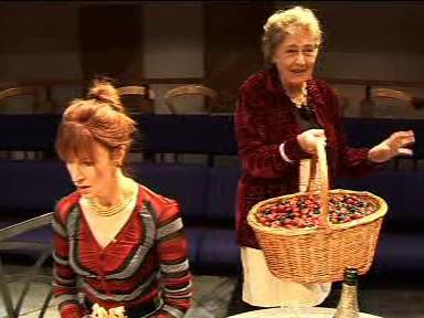 Odcházení v londýnském Orange Theatre