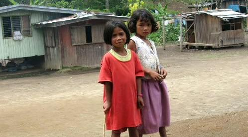 Obyvatelky Filipín