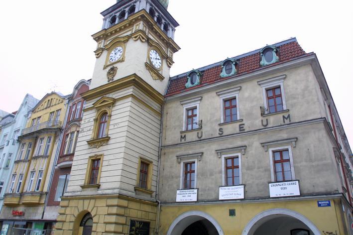 Radnice v Ostravě