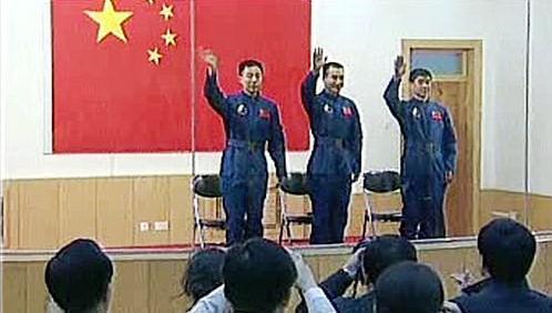 Čínští tchajkonauti