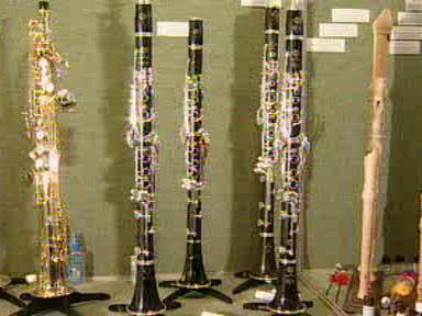 Dechové nástroje