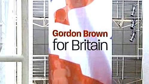 Volební kampaň Gordona Browna
