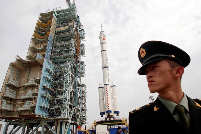 Čínská raketa