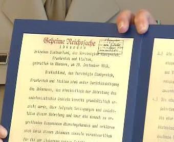Kopie mnichovské dohody