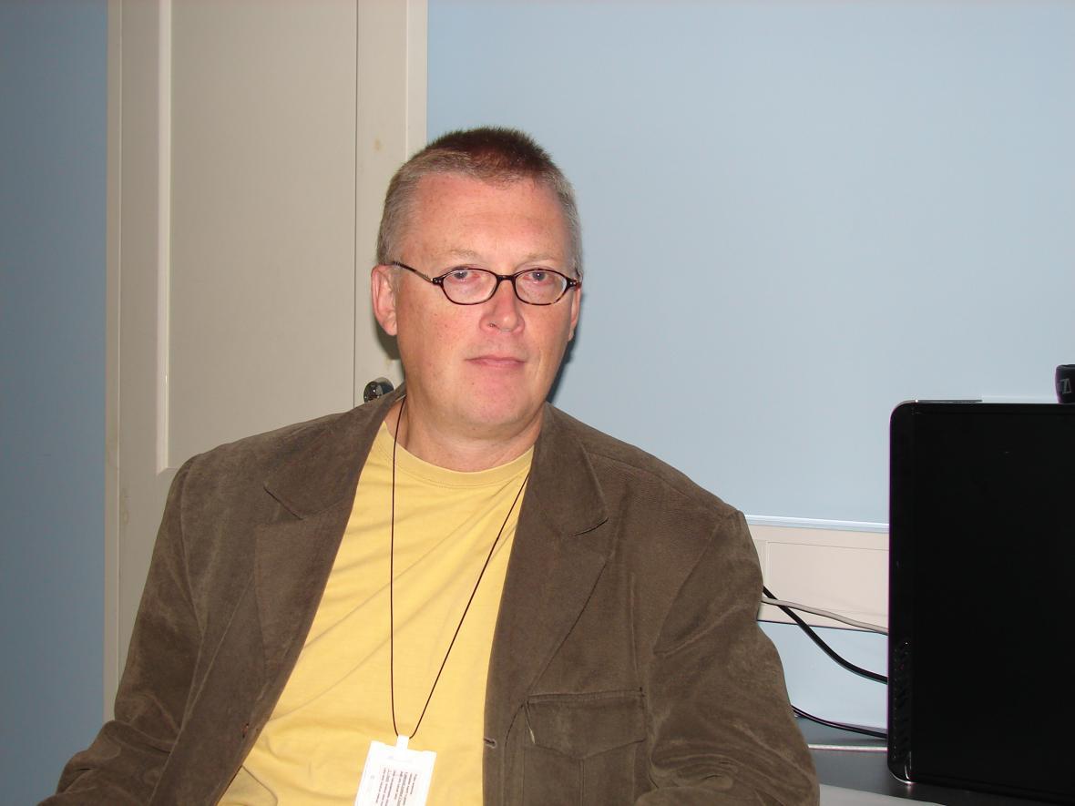 Finský profesor Mauri Kaipanen