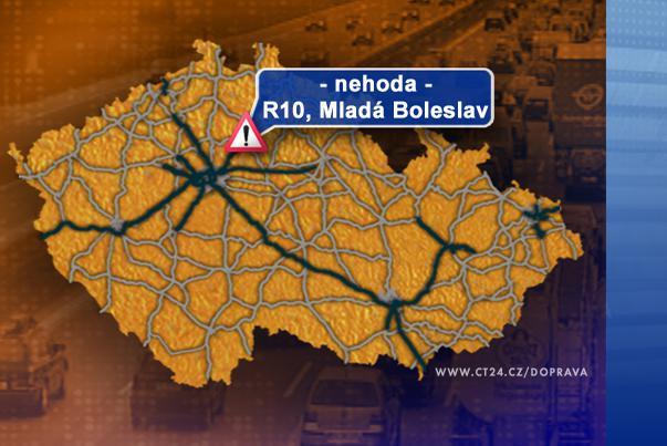 Dopravní situace ve středu 24. 9. 2008