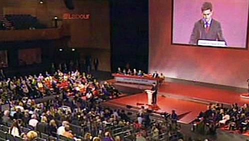 Konference britských labouristů