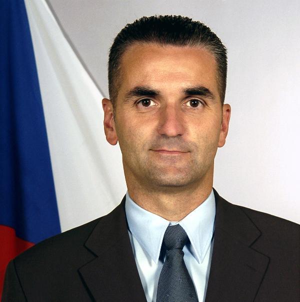 Diplomat Ivo Žďárek