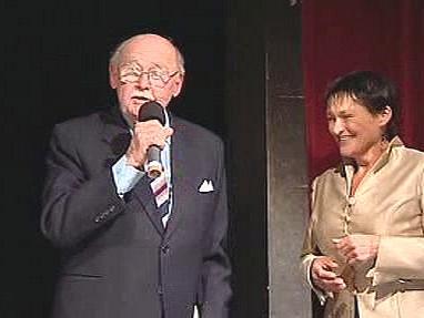 Lubomír Lipský a Valerie Zawadská