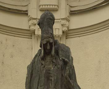 Socha rabína Löwa