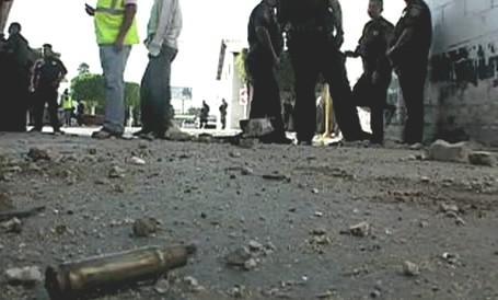 Vzpoura v tijuanské věznici
