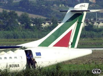 Letoun Alitalia