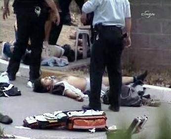 Oběti přestřelky