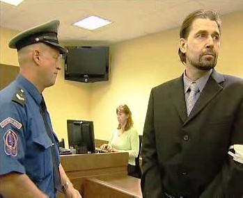 Václav Etlík u soudu