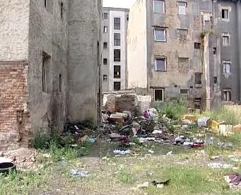 Romské ghetto