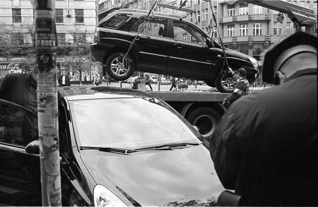 Fotografie z výstavy Praha v proudu času