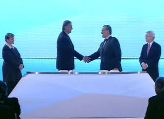 Podpis Lisabonské smlouvy