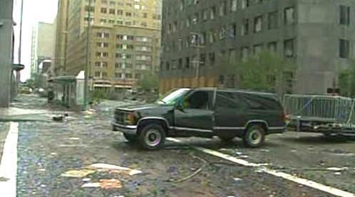 Škody po hurikánu