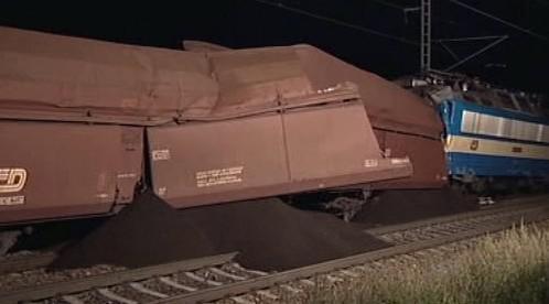 Nehoda vlaku