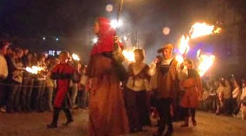 Táborské husitské slavnosti