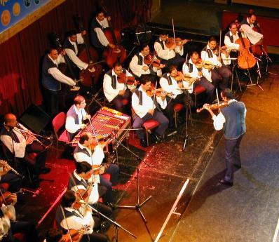 Budapešťský cikánský symfonický orchestr
