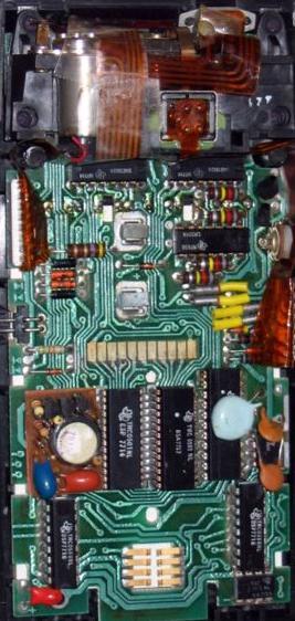 Základní deska kalkulačky TI-59