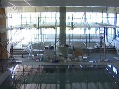 Rekonstruovaný bazén