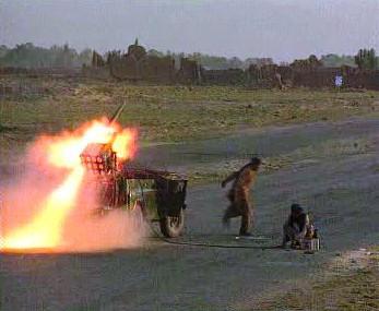 Útok Talibánců