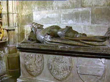 Hrobka Přemysla Otakara II