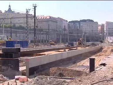 Rekonstrukce hlavního nádraží