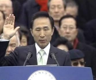 Jihokorejský prezident