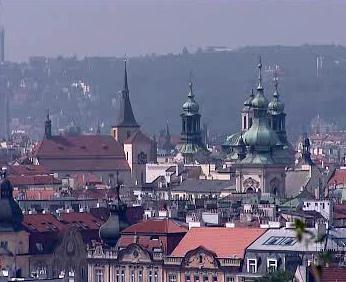 Praha, matka věží