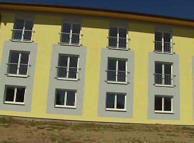 Chráněné bydlení Hvožďany