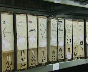 Archiv spisů