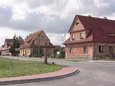 Západočeská obec Zbůch